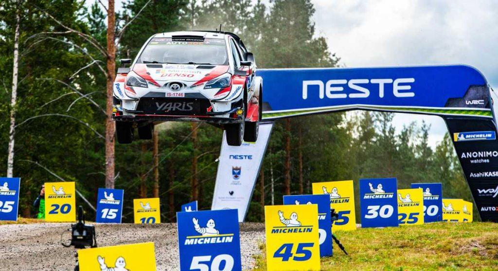 El Rally Finlandia 2020, pendiente de las autoridades
